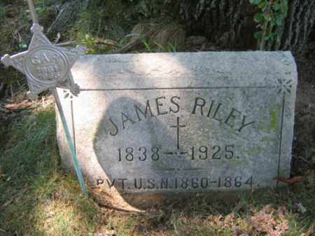 RILEY  (CW), JAMES - Northampton County, Pennsylvania   JAMES RILEY  (CW) - Pennsylvania Gravestone Photos