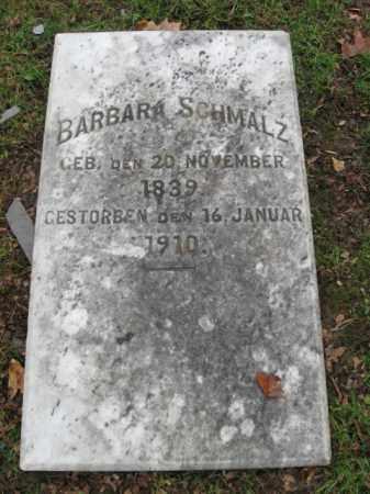 SCHMALTZ, BARBARA - Northampton County, Pennsylvania   BARBARA SCHMALTZ - Pennsylvania Gravestone Photos