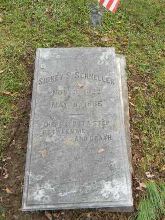 SCHNELLER (CW), SIDNEY S. - Northampton County, Pennsylvania | SIDNEY S. SCHNELLER (CW) - Pennsylvania Gravestone Photos