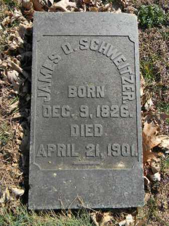 SCHWEITZER, JAMES O. - Northampton County, Pennsylvania | JAMES O. SCHWEITZER - Pennsylvania Gravestone Photos