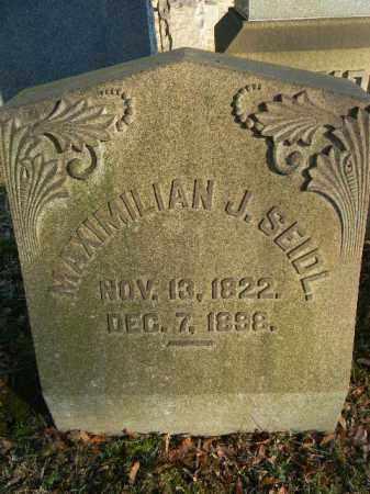 SEIDL, MAXIMILIAN J. - Northampton County, Pennsylvania | MAXIMILIAN J. SEIDL - Pennsylvania Gravestone Photos