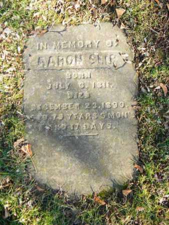 SEIP, AARON - Northampton County, Pennsylvania | AARON SEIP - Pennsylvania Gravestone Photos