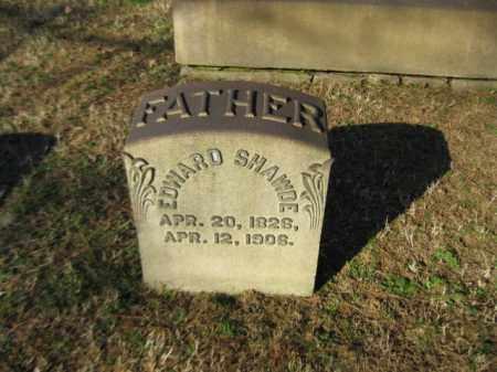SHAWDE, EDWAARD - Northampton County, Pennsylvania | EDWAARD SHAWDE - Pennsylvania Gravestone Photos