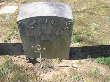 SHICK, CAPT. C.I. - Northampton County, Pennsylvania | CAPT. C.I. SHICK - Pennsylvania Gravestone Photos