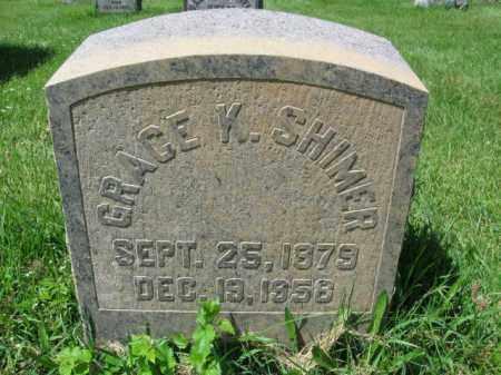 SHIMER, GRACE K. - Northampton County, Pennsylvania | GRACE K. SHIMER - Pennsylvania Gravestone Photos