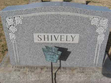 SHIVELY (CW), WILLIAM H. - Northampton County, Pennsylvania | WILLIAM H. SHIVELY (CW) - Pennsylvania Gravestone Photos