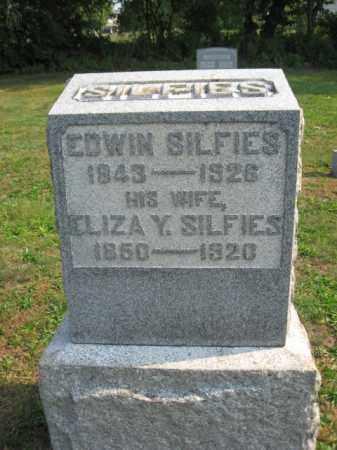 SILFIES, SILFIES Y. - Northampton County, Pennsylvania | SILFIES Y. SILFIES - Pennsylvania Gravestone Photos