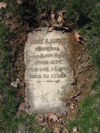 SIMON, CORP.GEORGE A. - Northampton County, Pennsylvania | CORP.GEORGE A. SIMON - Pennsylvania Gravestone Photos
