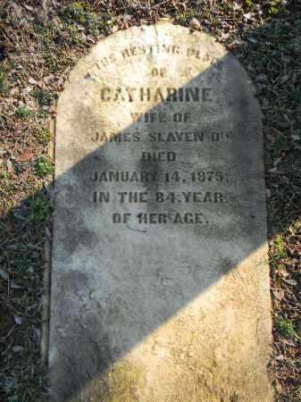 SLAVEN, CATHERINE - Northampton County, Pennsylvania | CATHERINE SLAVEN - Pennsylvania Gravestone Photos