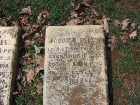SETZER (CW), JACOB G. - Northampton County, Pennsylvania | JACOB G. SETZER (CW) - Pennsylvania Gravestone Photos