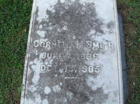 SMITH, CORNELIA M. - Northampton County, Pennsylvania | CORNELIA M. SMITH - Pennsylvania Gravestone Photos