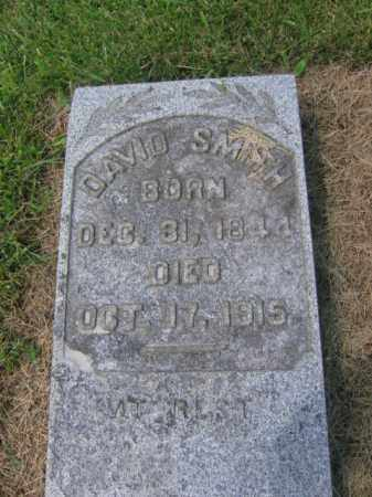 SMITH, DAVID - Northampton County, Pennsylvania | DAVID SMITH - Pennsylvania Gravestone Photos