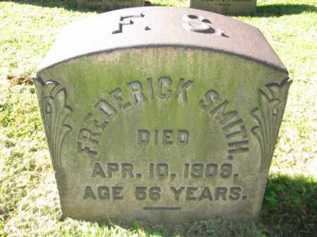 SMITH, FREDERICK - Northampton County, Pennsylvania | FREDERICK SMITH - Pennsylvania Gravestone Photos