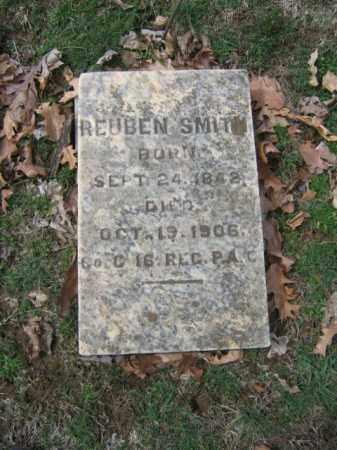 SMITH, REUBEN - Northampton County, Pennsylvania   REUBEN SMITH - Pennsylvania Gravestone Photos