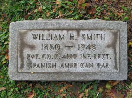 SMITH, WILLIAM H. - Northampton County, Pennsylvania | WILLIAM H. SMITH - Pennsylvania Gravestone Photos