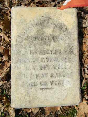 SNYDER (CW), BENJAMIN F. - Northampton County, Pennsylvania | BENJAMIN F. SNYDER (CW) - Pennsylvania Gravestone Photos