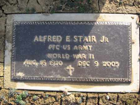 STAIR,JR. (WW II), ALFRED E. - Northampton County, Pennsylvania | ALFRED E. STAIR,JR. (WW II) - Pennsylvania Gravestone Photos