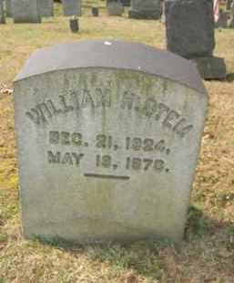STEM, WILLIAM N. - Northampton County, Pennsylvania | WILLIAM N. STEM - Pennsylvania Gravestone Photos