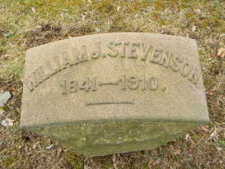 STEVENSON, WILLIAM J. - Northampton County, Pennsylvania | WILLIAM J. STEVENSON - Pennsylvania Gravestone Photos