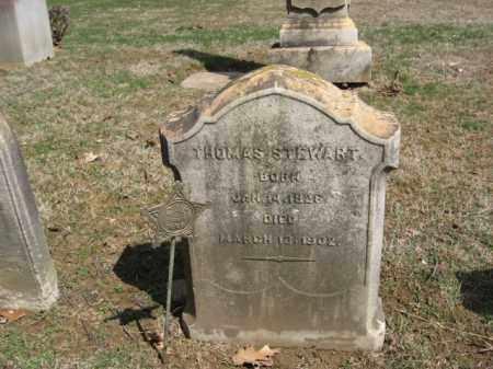 STEWART, THOMAS - Northampton County, Pennsylvania | THOMAS STEWART - Pennsylvania Gravestone Photos