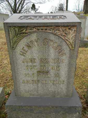 STORM (CW), HENRY - Northampton County, Pennsylvania | HENRY STORM (CW) - Pennsylvania Gravestone Photos