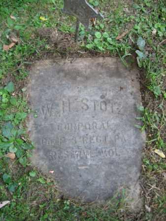 STOTZ (CW), CORP.WILLIAM H. - Northampton County, Pennsylvania | CORP.WILLIAM H. STOTZ (CW) - Pennsylvania Gravestone Photos