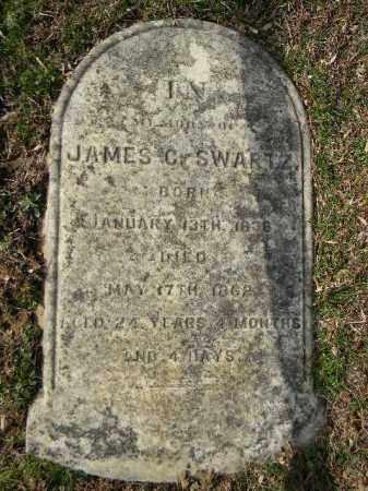 SWARTZ, JAMES C. - Northampton County, Pennsylvania   JAMES C. SWARTZ - Pennsylvania Gravestone Photos