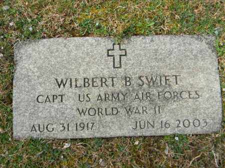 SWIFT (WW II), WILBERT B. - Northampton County, Pennsylvania | WILBERT B. SWIFT (WW II) - Pennsylvania Gravestone Photos