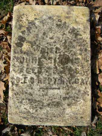 TOMPKINS (CW), ROBERT - Northampton County, Pennsylvania | ROBERT TOMPKINS (CW) - Pennsylvania Gravestone Photos