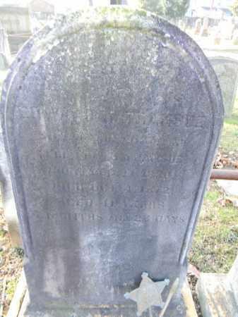 TRANSUE (CW), EDWARD - Northampton County, Pennsylvania | EDWARD TRANSUE (CW) - Pennsylvania Gravestone Photos