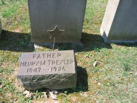TREXLER, HENRY M. - Northampton County, Pennsylvania   HENRY M. TREXLER - Pennsylvania Gravestone Photos