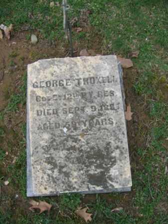 TROXELL (CW), GEORGE - Northampton County, Pennsylvania | GEORGE TROXELL (CW) - Pennsylvania Gravestone Photos