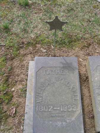 TROXELL, WILLIAM - Northampton County, Pennsylvania   WILLIAM TROXELL - Pennsylvania Gravestone Photos