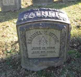 UTTON (CW), SAMUEL - Northampton County, Pennsylvania | SAMUEL UTTON (CW) - Pennsylvania Gravestone Photos