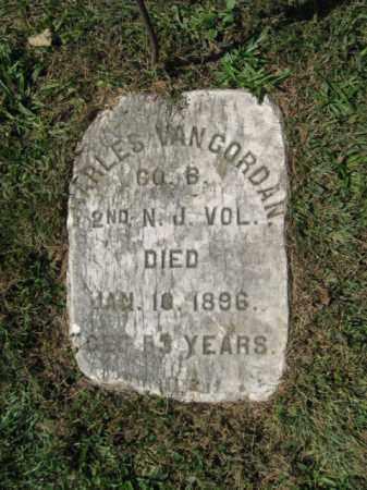 VAN GORDAN, CHARLES - Northampton County, Pennsylvania | CHARLES VAN GORDAN - Pennsylvania Gravestone Photos