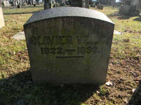 VEILE, XAVIER - Northampton County, Pennsylvania | XAVIER VEILE - Pennsylvania Gravestone Photos