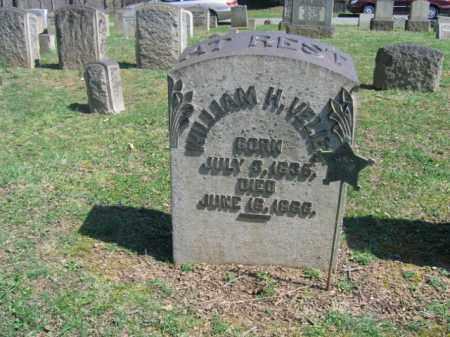 VELIET, WILLIAM H. - Northampton County, Pennsylvania | WILLIAM H. VELIET - Pennsylvania Gravestone Photos