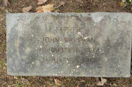 WAITMAN, JOHN - Northampton County, Pennsylvania | JOHN WAITMAN - Pennsylvania Gravestone Photos