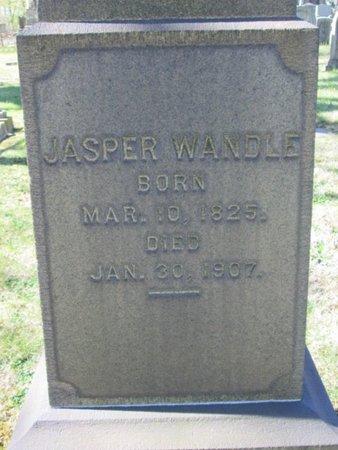 WANDLE, JASPER - Northampton County, Pennsylvania | JASPER WANDLE - Pennsylvania Gravestone Photos