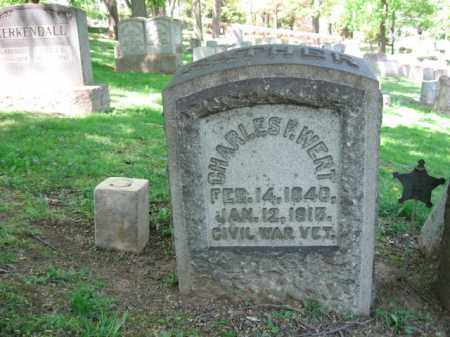 WERT, CHARLES F. - Northampton County, Pennsylvania   CHARLES F. WERT - Pennsylvania Gravestone Photos