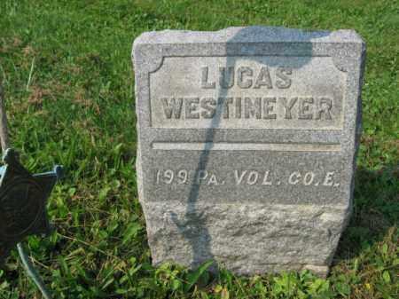 WESTIMEYER, LUCAS - Northampton County, Pennsylvania   LUCAS WESTIMEYER - Pennsylvania Gravestone Photos