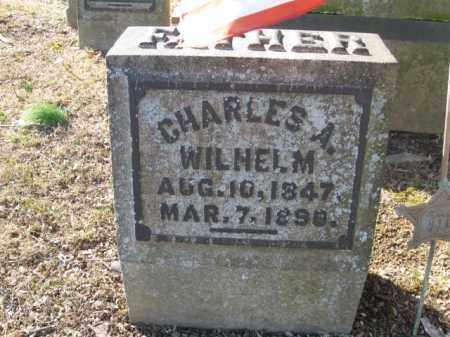 WILHELM, CHARLES A. - Northampton County, Pennsylvania | CHARLES A. WILHELM - Pennsylvania Gravestone Photos