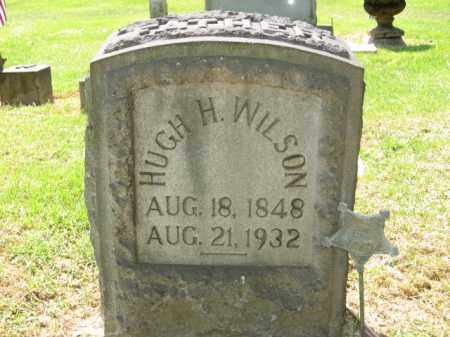 WILSON, HUGH  H. - Northampton County, Pennsylvania | HUGH  H. WILSON - Pennsylvania Gravestone Photos