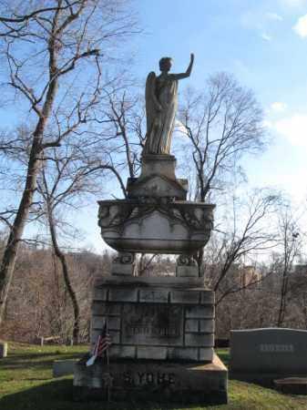 YOHE (CW), SAMUEL - Northampton County, Pennsylvania   SAMUEL YOHE (CW) - Pennsylvania Gravestone Photos