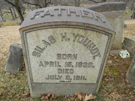 YOUNDT, SILAS H. - Northampton County, Pennsylvania | SILAS H. YOUNDT - Pennsylvania Gravestone Photos
