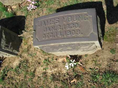 YOUNG, JAMES - Northampton County, Pennsylvania | JAMES YOUNG - Pennsylvania Gravestone Photos