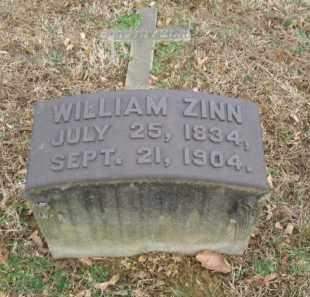 ZINN, WILLIAM - Northampton County, Pennsylvania   WILLIAM ZINN - Pennsylvania Gravestone Photos