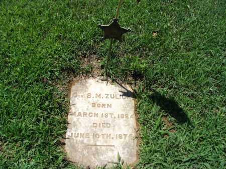 ZULICK, GENERAL SAMUEL  MORTON - Northampton County, Pennsylvania | GENERAL SAMUEL  MORTON ZULICK - Pennsylvania Gravestone Photos