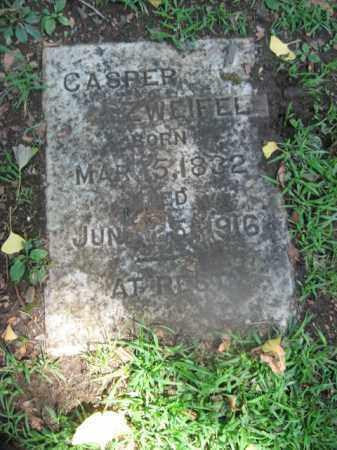 ZWEIFEL, CASPER - Northampton County, Pennsylvania | CASPER ZWEIFEL - Pennsylvania Gravestone Photos