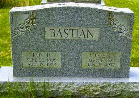 BASTIAN, VIOLET L. - Northumberland County, Pennsylvania | VIOLET L. BASTIAN - Pennsylvania Gravestone Photos